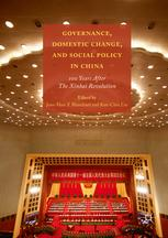 Kun-Chin Lin and Jean-Marc F. Blanchard publish new book on 'Governance, Domestic Change, and Social Policy in China.'